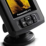 Humminbird 410160-1 PIRANHAMAX 4.3 DI Fish Finder with Down Imaging