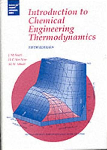 Intro to chemical engineering thermodynamics joseph m smith h c intro to chemical engineering thermodynamics joseph m smith h c van ness michael m abbott 9780070592391 amazon books fandeluxe Choice Image