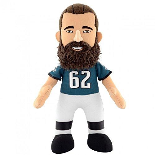 NFL Philadelphia Eagles Jason Kelce Plush Figure, 10