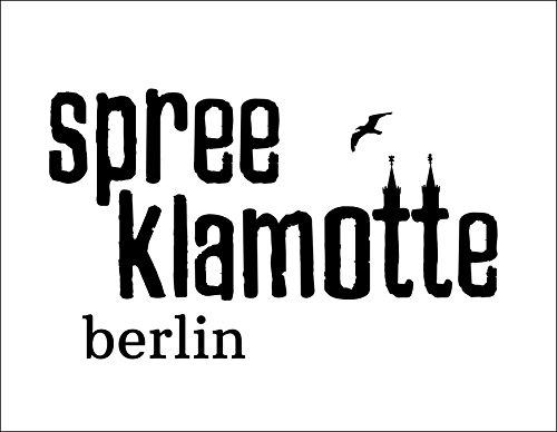 Jutebeutel bedruckt mit Berliner Spruch - Blamiert - / Stoffbeutel / Jute Beutel / Einkaufsbeutel Baumwolle mit Sprüchen von SPREE Klamotte Berlin - Statement Sprüche Tasche - schwarz grün