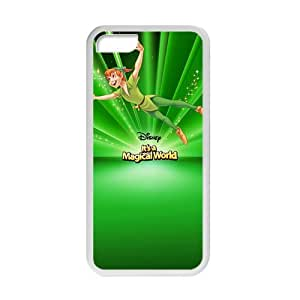 meilz aiaiSVF peter pan disney Hot sale Phone Case for ipod touch 5meilz aiai