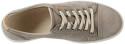 Ecco Basses Soft 2375warm Femme Sneakers 7 Bleu Grey 68Atxw6q