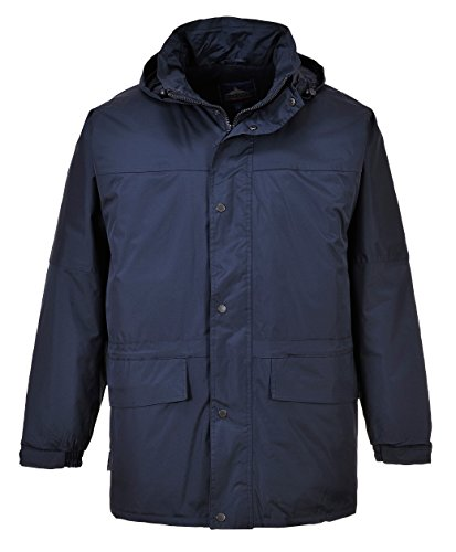 Portwest Workwear Mens Oban Fleece Lined Jacket Navy for sale  Delivered anywhere in Canada