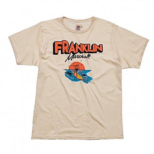 Franklin & Marshall Herren T-Shirt beige Burro