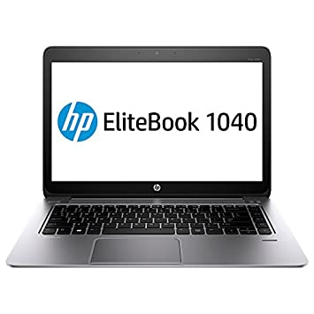 HP EliteBook Folio 1040 G2, 5ª generación de procesadores Intel® Core™ i5,
