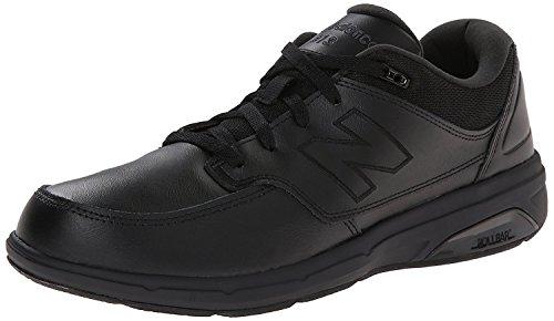 New Balance Mens MW813 Walking Shoe-M Walking Shoe, Negro, 40 D(M) EU/6.5 D(M) UK