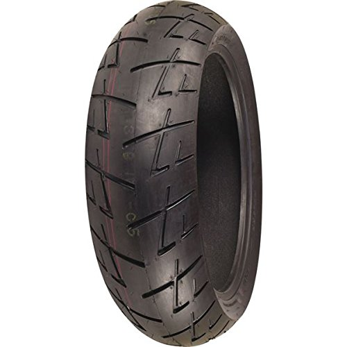 Shinko 009 Raven Rear Tire (160/60ZR17) ()