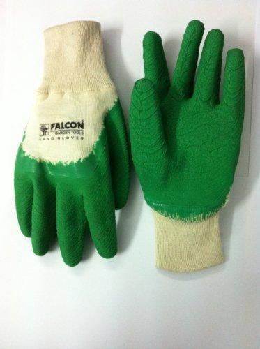 Falcon FPHG-37 Rubber Garden Gloves (Multicolour)