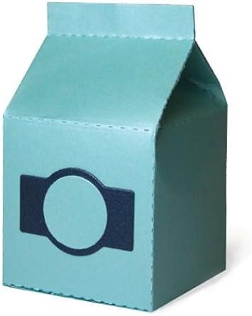 Boxes and Bags Cajas y Bolsas We R Memory Keepers para cartón de Leche Decorativo: Amazon.es: Hogar