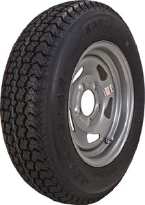 Loadstar Tires St205/75D14 C/5H Chr Directl by Load Star