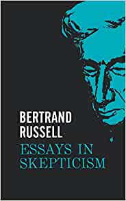 bertrand russell essays amazon The aspects of bertrand russell's views on philosophy cover the changing viewpoints of philosopher and mathematician bertrand russell (1872–1970), from his early writings in 1896 until his death in february 1970.