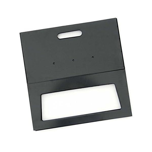 Griglia pieghevole - Griglia pieghevole Notebook BBQ Grill Griglia a carbone pieghevole per la strada Griglia portatile… 3 spesavip