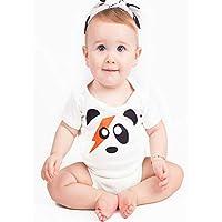 Ziggy Stardust Panda Baby Grow - Chaleco