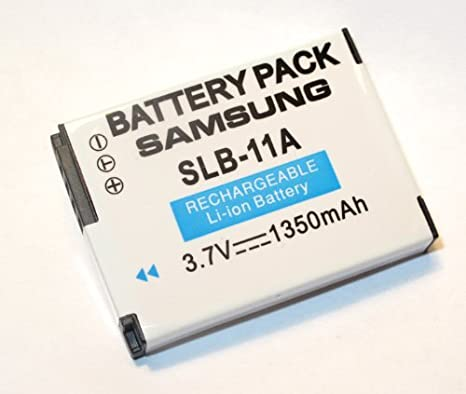 Samsung SLB 11A Replacement Camera Battery