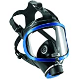 Elite Gas Mask For Nuclear,Biological and Chemical Warfare Protection Military Grade US NIOSH Certified Survival Full Face Mask For Kids Adults