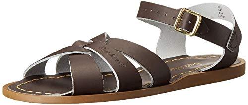 Got Salt - Salt Water Sandals by Hoy Shoe Original Sandal (Toddler/Little Kid/Big Kid/Women's), Brown, 8 M US Big Kid / 10 B(M) US Women