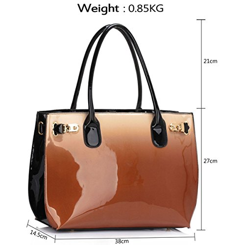 Xardi London, Borsa a spalla donna large Nude