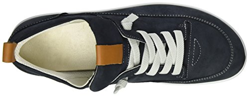 Bleu Selle bleu De Dames Sport Ara Chaussures Tokyo 7Bx84Hv