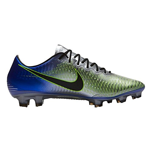Picture of NIKE Neymar Mercurial Vapor XI FG Cleats [Racer Blue] (8)