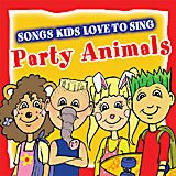 Krb Music (SONGS KIDS LOVE TO SING Party Animals CD by THE FUNKY BUNCH)