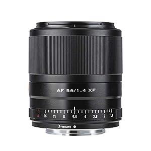 VILTROX AF 56mm f1.4 Objectif Mise au Point Automatique pour Appareil Photo Fuji X Monture, (Format APS-C, Eye AF…