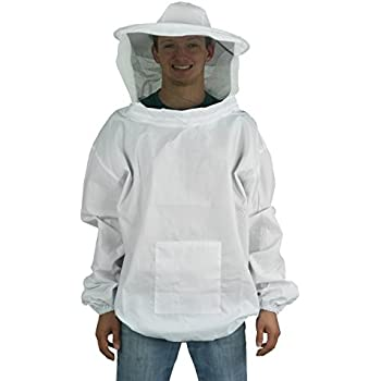 Amazon Com Ultra Breeze Medium Beekeeping Jacket With