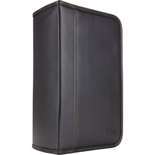 Koskin Cd / Dvd Case - CASE LOGIC KSW-128T 128-Disc CD Wallet