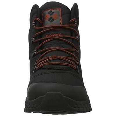 Columbia Men's Fairbanks Omni-Heat Hiking Shoe | Hiking Boots