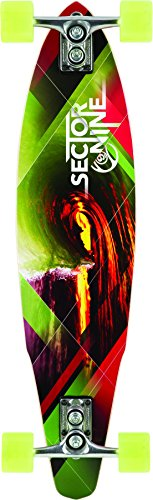 Sector 9 Revolver Complete Skateboard, Assorted