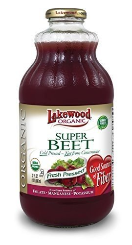 Lakewood Juice Beet Pure Org by Lakewood