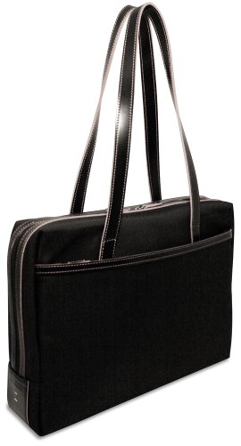 Jack Georges Generations Edge Three Way Zip Laptop Business Tote in (Three Way Zip Case)