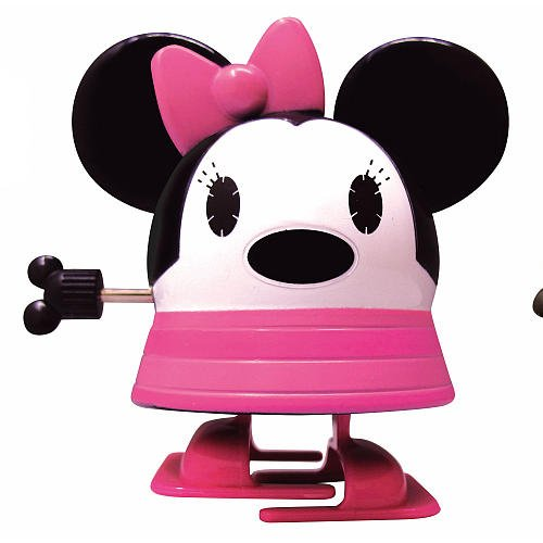 Disney Pook-a-Looz Minnie Mouse Wind Up Walker Series I by Disney (Image #1)