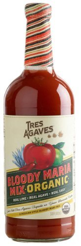 Tres Agaves Organic Bloody Maria Mix, 1L