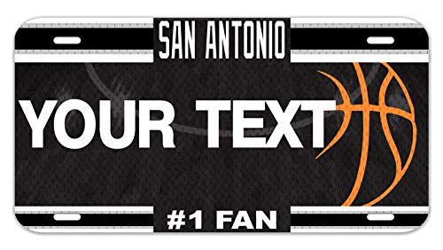 Bleu Reign Personalized Custom Name Basketball Team San Antonio 12