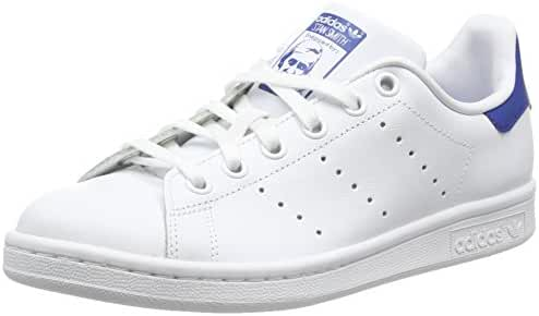 Adidas Youths Stan Smith White Leather Trainers 3.5 US
