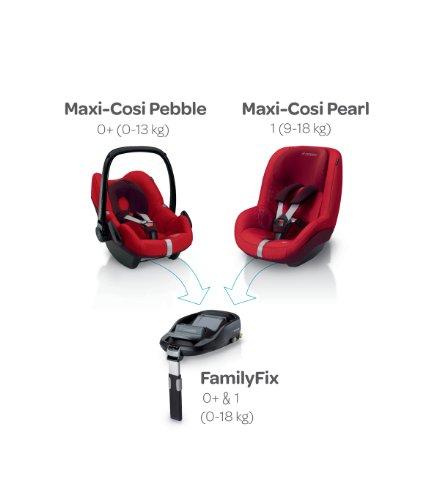 maxi cosi familyfix isofix base fr babyschale pebble und. Black Bedroom Furniture Sets. Home Design Ideas