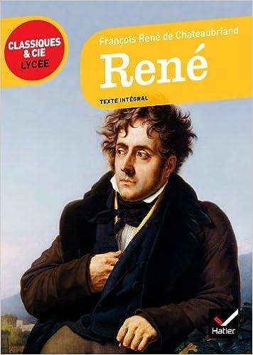 René por François-rené De Chateaubriand epub