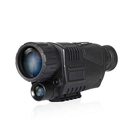 LightInTheBox Multifunctional 5x40 Zoom Night Vision Scope Riflescope Night Hunting Product Night Vision Monocular Scope by LightInTheBox