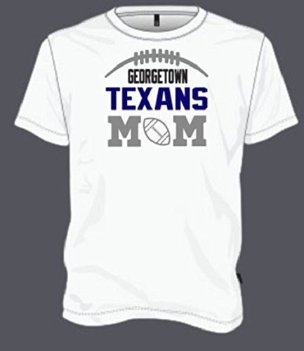 Amazon Com Football Mom Shirt Texans Football Mom Shirt Womans