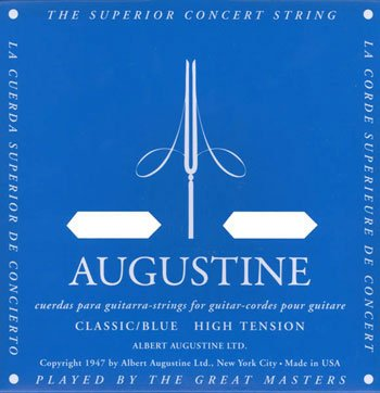 大勧め AUGUSTINE B00A7PEYUK BLUE SET×10セット AUGUSTINE BLUE オーガスチンクラシックギター弦 ブルー B00A7PEYUK, 小三郎商店:d8a3a090 --- martinemoeykens.com