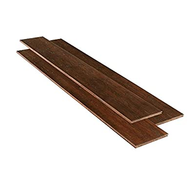 Home Decorators Collection HL655S Solid Bamboo Flooring 26.14 sq. ft./case