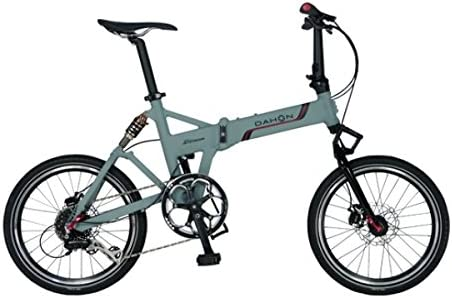Bicicleta PLegable Dahon Jetstream P8 gris claro: Amazon.es ...