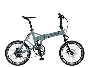 Bicicleta PLegable Dahon Jetstream P8 gris claro