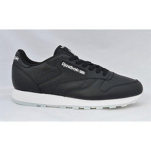 Reebok, Sneaker uomo nero nero