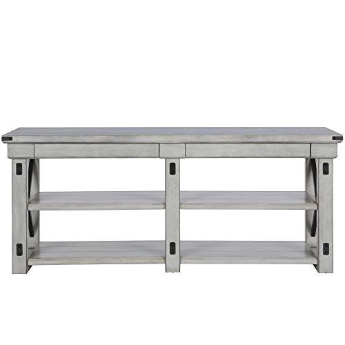 65 tv stand fireplace - 3