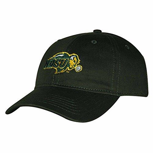 North Dakota Baseball (NCAA North Dakota State Epic Washed Twill Cap, Adjustable Size, Athletic Hunter)