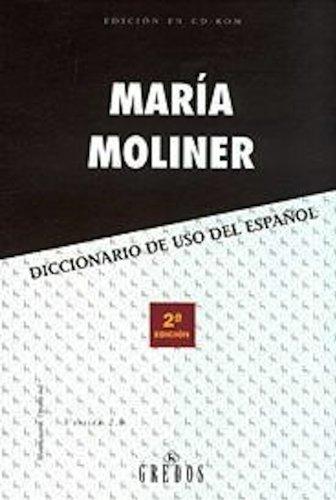 Diccionario de Uso del Espanol