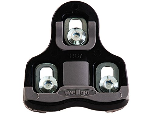 Wellgo Pedal Cleat Keo Compatible Black 0 Degree