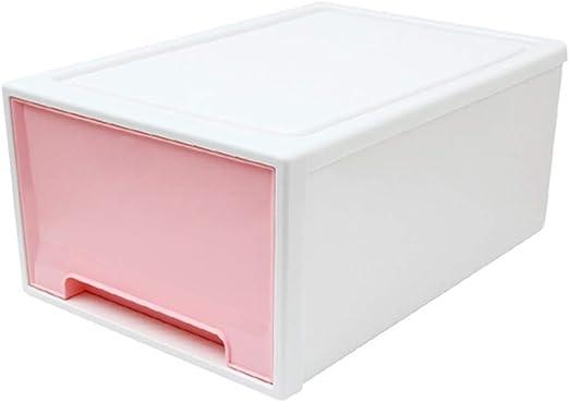 Ensamblado de zapatos engrosada caja transparente a prueba de ...