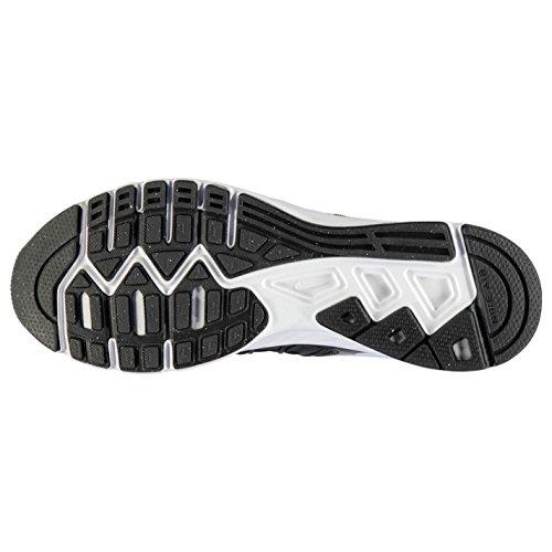 NIKE Air Relentless 6Chaussures de Course pour Homme Noir/Blanc/Fitness Formateurs Sneakers